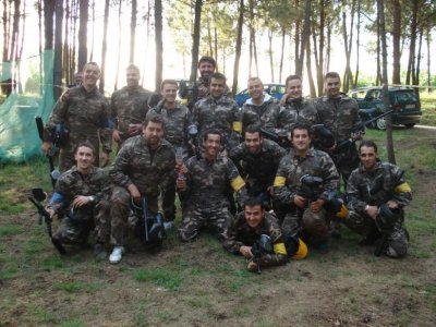 Paintball Tui
