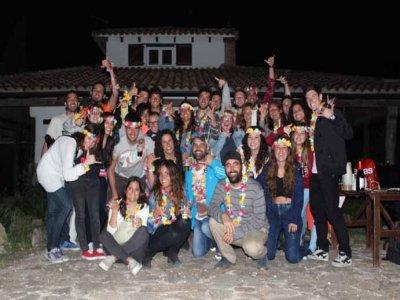 9 Pies Escuela de Surf Campamentos de Surf