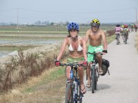 Gruppo mountain bike