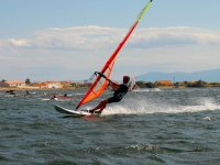 Come ot our windsurfing courses