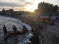 Comienza la excursion en kayak