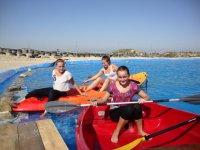Alquiler kayak en lago artificial Alicante 30 min