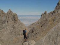 Trekking Picos de Europa alta montaña