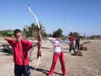 Sesión de 1 hora de tiro con arco, zona Torrevieja