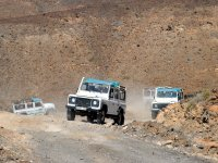 Land Rover excursion in Canarias