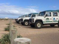Salida en Jeep parajes canarios