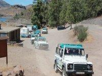 Ruta en todoterreno por Cofete en Canarias