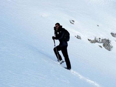 Vive Picos de Europa Raquetas de Nieve