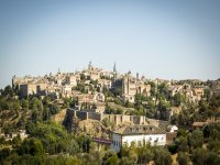 The historical city of Toledo