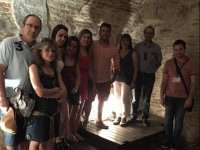Visit the monuments of Toledo with the family