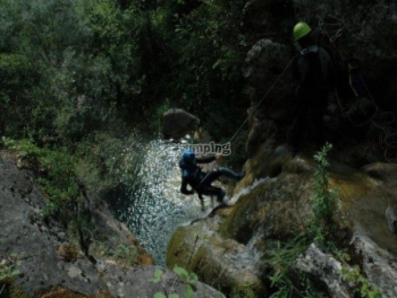 Escapada a Asturias con barranquismo