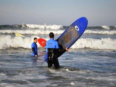 Olas Surf School Gijón Surf