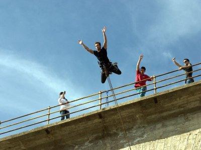 OFERTA puenting en Madrid. Puente de Taboada