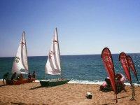 Acercando los veleros al Mediterraneo