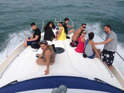 Charter Náutico Guadalquivir Paseos en Barco
