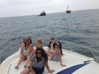 cruceros en chipiona
