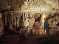 Ispezione della grotta