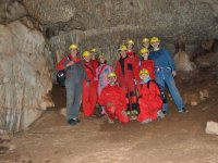 Nuove speleologi nella Sierra de Utrera