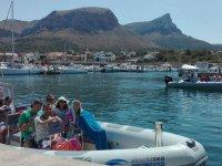 Salida en barco desde Alcudia