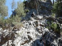 On the rocks of Mallorca