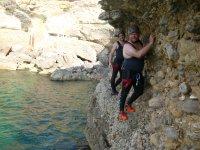 Psicobloc on the Island of Mallorca