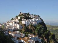 Villaggio e castello di Casares