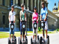 Segway quality tours in Segway