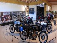museo de la moto en Bassella