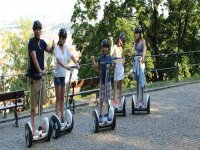 Family route in segway