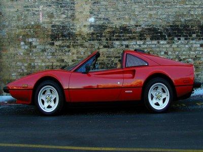 Conducir Clásicos Conducir un Ferrari
