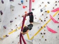 特技用攀岩墙布