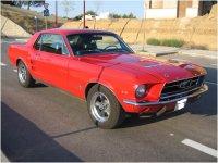 福特野马V8(1969)