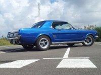 福特野马V8(2)(1968)
