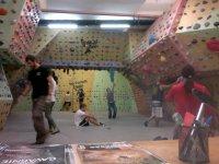 sala de escalada