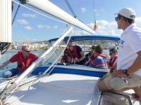 excursiones para grupos en barco barcelona