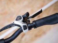Bici con cambio shimano