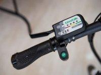 Indicador de bateria de la bicicleta