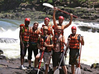Xtremball Rafting