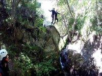莱昂峡谷跳