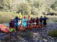 Ponferrada gentle waters canoeing