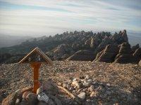 Climb up to the summits