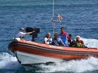 Giro in barca a Fuerteventura
