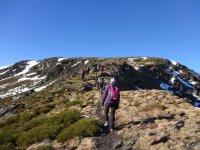 Excursión senderismo por monte