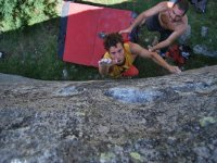 Boulder training