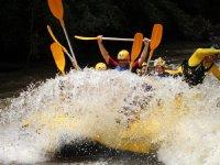 Rafting aventura adrenaliníca