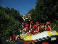Rafting en Espña