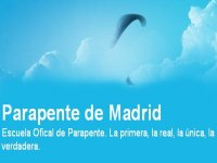 Parapente de Madrid