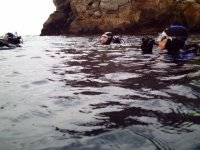 Dives in Aguilas