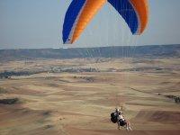 Volando sobre La Alcarria