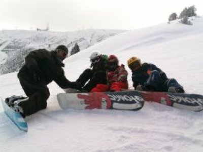 Escola Esquí Pallars Sobirà Snowboard